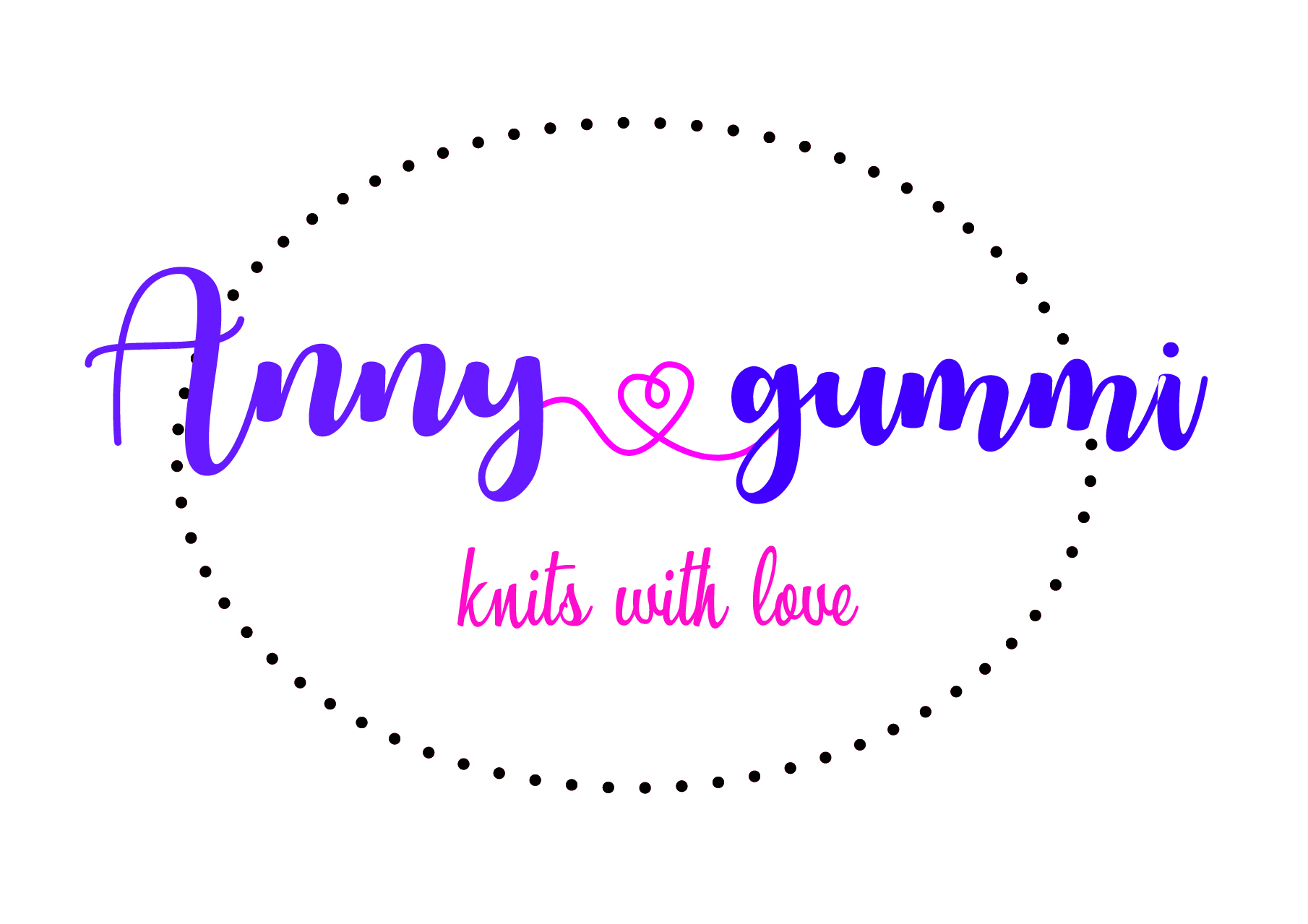 Anny Gummi, knits with love