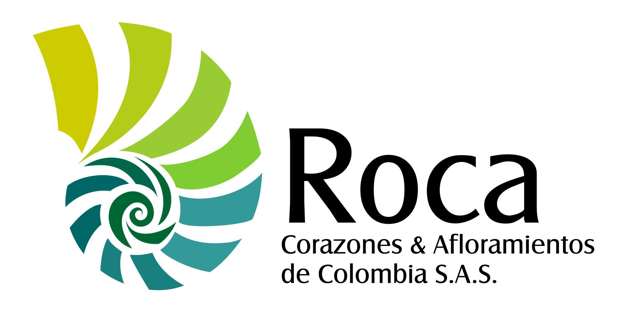 Roca, Corazones y Afloramientos de Colombia